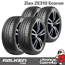 4 x 185/60/15 88H (1856015) XL Falken Ziex ZE310 Ecorun Performance Tyres
