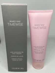 Mary Kay Timewise Age Minimize 3D  Day Cream To Oily Skin.FREE SHIPPING!