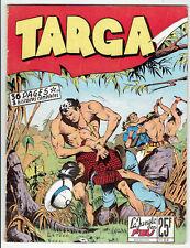TARGA n°25 – Décembre 1949 – Bob Roc – BE