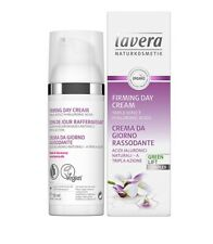 Lavera Organic Firming Day Cream 50ml. Anti Wrinkle with Hyaluronic acid ORGANIC