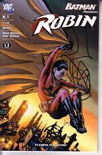 Batman presenta Robin da 1 a 6 - Completa - Ed.Planeta