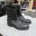 "US GI 9"" used Combat Boots size 11R US Made Steel Toe nice (11RBU)"
