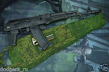 Russian Digital Flora Camo Molle Drop Case AK-74/AKS, KALASHNIKOV, RSS