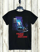 ESCAPE FROM NEW YORK MOVIE T-SHIRT XS-5XL UNISEX FREE SHIPPING RETRO SCI-FI CULT