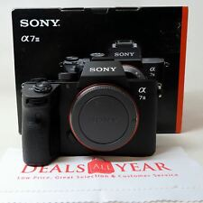 Sony Alpha a7 III Mirrorless Digital Camera (Body Only)  ILCE7M3/B