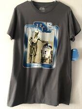 Star Wars Men' s Shirt Medium Short Sleeves