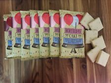 3-Pack! NEW Trader Joe's Birthday Cake Candy Bars! 2 oz each white Limited Time!