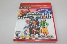 Kingdom Hearts HD 1.5 ReMIX (Sony PlayStation 3, 2013) Greatest Hits NEW