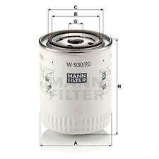 Mann Oil Filter Spin On For Land Rover 90/110 3.5 4x4 3.5 V8 4x4