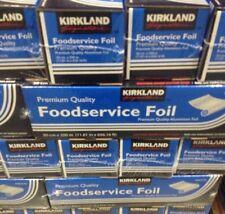 Kirkland Signature High Quality Heavy Duty Foodservice Aluminim Foil 30cm x 200m