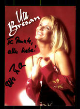 Uta Bresan Autogrammkarte Original Signiert ## BC 74859