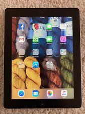 Apple iPad 3 3rd Gen. 16GB, Wi-Fi, 9.7in - Black w/case and orig box bundle