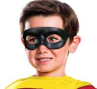 Robin Eye Mask DC Batman Superhero Fancy Dress Halloween Child Costume Accessory