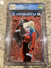 Harley Quinn #1 CGC 9.9 Aspen Comics Ultimate Variant Michael Turner Edition 9.8