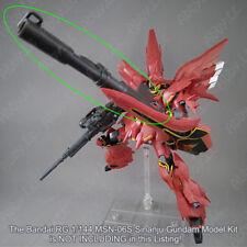 EffectsWings Rocket Bazooka 2 Guns Set for Bandai RG 1/144 Sinanju HGUC Gundam