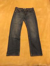 """Short femme Levi 627 coupe droite jeans taille 32"""" Taille, Jambe 29"""". Bon état"""