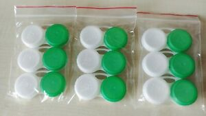 9 Contact Lens Cases Bausch + Lomb