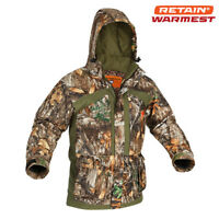 New Arctic Shield Classic Elite Realtree Edge Parka