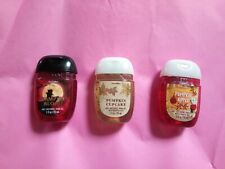 BRAND NEW AUGUST 2020 Bath And Body Works Hand Gel Size 29 Ml , 3 X Bottles
