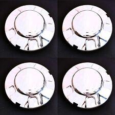 4PCs BRAND NEW 1997-2003 FORD EXPEDITION WHEEL CENTER HUB CAP CHROME
