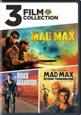 3-Film Collection: Mad Max (DVD,2017)