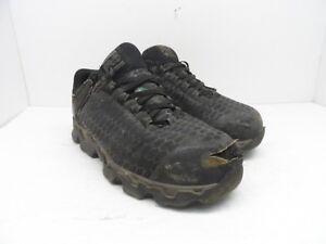 Timberland PRO Men's Powertrain Alloy-Toe ESD Industrial Work Shoe Black 8W