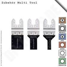Multifunktionswerkzeug Set Sägeblatt CRV für Topcraft, Triton, TROTEC