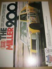 1980 USAC Miller 200 Stock Car Race Wisconsin State Fair Park