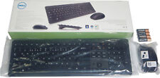 Dell Turkish BT Wireless Keyboard and Mouse New 256R8 New Retail (Not English KB