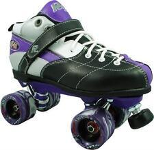 Suregrip Rock Expression Purple Roller Derby Skates Size 5 (24.2cm)
