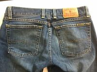 Lucky Brand Dungarees Women Jeans size 4 / 27 Low Rise Dream Jean Flare