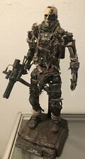 Hot Toys Terminator Salvation Endoskeleton T-600 Concept Version