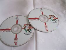 ENGLISH CRICKET'S GREATEST EVER MATCHES  0N 2 DISCS- DISC ONLY (RB4)  {DVD}
