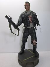 "Terminator 2 T-800 Battle Damaged Premium Format 21"" Figure - Sideshow 83/2000"
