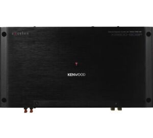 Kenwood eXcelon XR600-6DSP OEM Integration Amplifier with DSP XR6006DSP