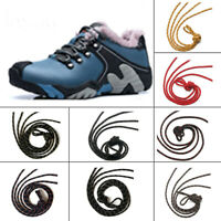Round Shoelaces Shoestrings Running Shoe Laces Rope with Fleck Fashion 110cm