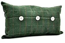 Luxury Long Cushion Exclusive Fabric Cover & Filler Zippered Velvet Traditional