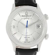 Jaeger Lecoultre Master Memovox Silver Dial Watch 174.8.96 Q1418430