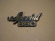 YAMAHA XS850G SPECIAL, CAST REPRODUCTION  SIDE COVER BADGE.