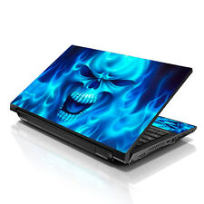 "17.3"" 18"" 19"" Laptop Notebook Skin Sticker Protective Decal Blue Monster L-A120"