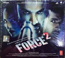 FORCE 2 (2016) JOHN ABRAHAM, SONAKSHI SINHA ~ BOLLYWOOD AUDIO CD
