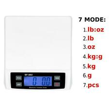 Smart Weigh Digital Shipping And Postal Weight Scale 66 Pounds X 01 Oz 30kg