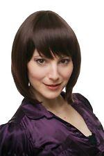 Vantage Perruque de cheveux courts Perruque Pour Femme carré Braun mélangé 30 cm