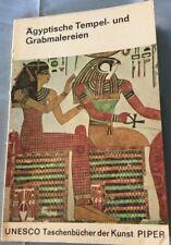 TB Ägyptische Tempel- und Grabmalereien (1962) UNESCO Taschenbücher der Kunst