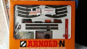 Arnold Spur N 0108 Set Startpackung Kombipackung A + B, OVP! Neu!!