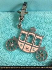 Juicy Couture Silver Pink Carriage Charm YJRU0176