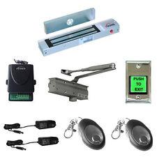 Fpc-5045 Door Closer Access Control outswinging door 300lbs Magnetic lock kit