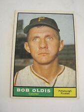 1961 Topps #149 Bob Oldis Baseball Card, Good Cond (GS2-b7)