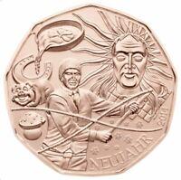 Monnaie 5 Euro Autriche 2014, Nouvelle Année, neuve du rouleau, UNC