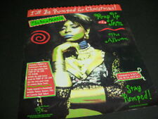 TECHNOTRONIC Pumped For Christmas with PUMP UP THE JAM 1989 Promo Poster Ad